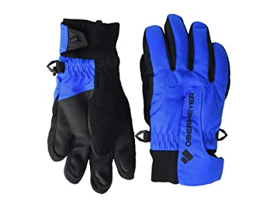 Obermeyer Kids Thumbs Up Gloves (Little Kids/Big Kids) (Blue Vibes) Extreme Cold Weather Gloves