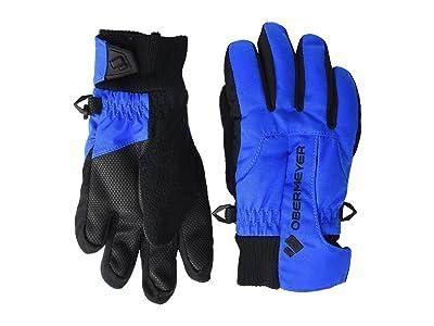 Obermeyer Kids Thumbs Up Gloves (Little Kids/Big Kids) (Blue Vibes) Extreme Cold Weather Gloves
