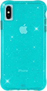 Case-Mate - iPhone XS Max Case - SHEER CRYSTAL - iPhone 6.5 - Crystal Teal