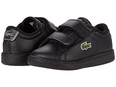 Lacoste Kids Carnaby Evo Bl 21 1 SUI (Toddler/Little Kid)