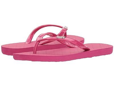 Roxy Kids Viva V (Little Kid/Big Kid) (Pink) Girls Shoes