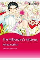 The Millionaire's Mistress: Harlequin comics Kindle Edition