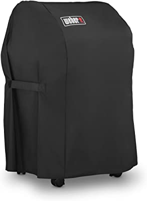 Weber 7105 Cover for Spirit 210 Series Gas Grills, Black