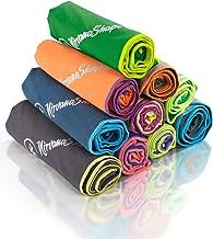 NirvanaShape ® Microfiber Handdoek   100% CO2-neutraal Transport   De Milieubewuste Handdoek voor Reizen, Strand, Yoga of ...