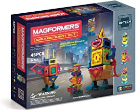 Magformers Hi-Tech Walking Robot Set (45-pieces)