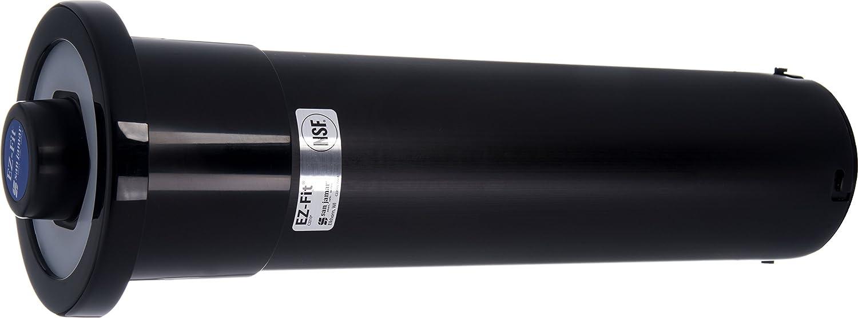 San Jamar C2210SM EZ-Fit Cup Dispenser 18-Inch Surface Mount
