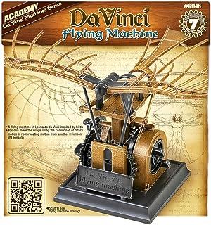 Máquina Voadora Leonardo Da Vinci - Kit Modelismo - Academy