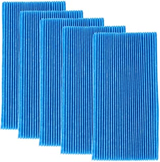 ADUCI 6pcs Air Purifier Parts Filter per Daikin MC70KMV2 Serie MC70KMV2N MC70KMV2R MC70KMV2A MC70KMV2K MC709MV2 KAC998A4 Filtri Colore : Blue