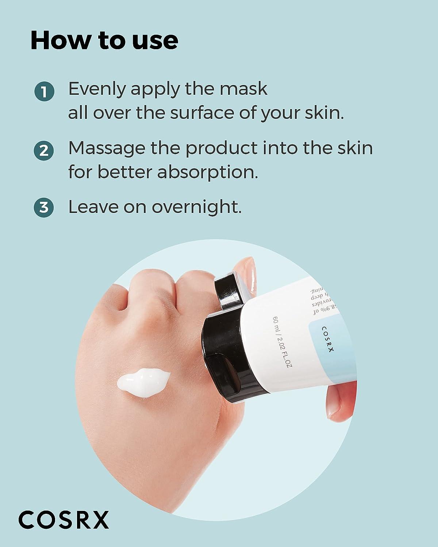 COSRX Ultimate Nourishing Rice Overnight Spa Mask 20ml  Amazon.de ...