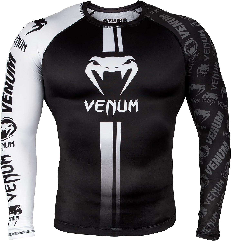 Venum Logos Rashguard - Long Sleeves