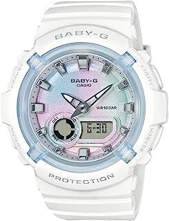 [カシオ] 腕時計 ベビージー BGA-280-7AJF レディース ホワイト