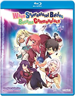 When Supernatural Battles Became Commomplace [Blu-ray]