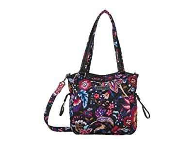Vera Bradley Iconic Mini Glenna Satchel (Foxwood) Bags
