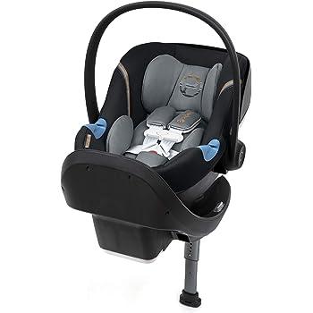 Cybex Aton M Infant Car Seat, Pepper Black