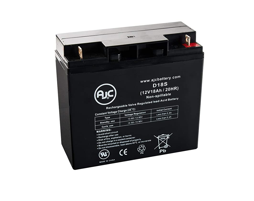 Power Patrol SLA1116 SLA 1116 12V 18Ah Sealed Lead Acid Battery - This is an AJC Brand Replacement