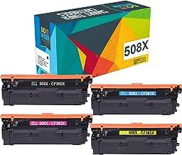 Best hp color laserjet m553 cartridge Reviews