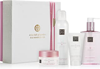 RITUALS the Ritual of Sakura Luxury and Relaxing Beauty Gift Set Medium for Women. Contains a Shower Foam, Body Scrub, Body Cream and Hand Soap
