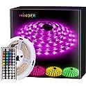 Minger SMD 5050 16.4 Foot Waterproof LED Strip Light