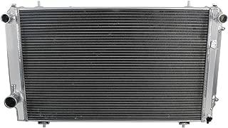 ALLOYWORKS Aluminum Radiator for JAGUAR XJS V12 Up To 87 Model 3 Row Racing