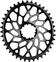 ABSOLUTE BLACK SRAM CX Oval Direct Mount Chainring