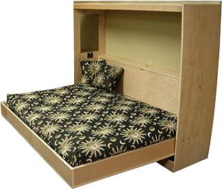 Construye tu propia cama horizontal de Murphy Plan de cama