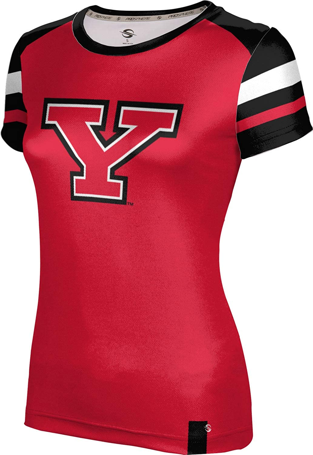 ProSphere Youngstown State University Girls' Performance T-Shirt (Old School)
