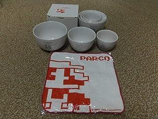 PARCO スーパーマリオ パーティーボールセット2セットとミニタオル 未使用品 ピーチ姫 クリボー