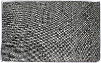 Nayothecorgi - Artistic Pug Floor Mat (Pipe Dreams)