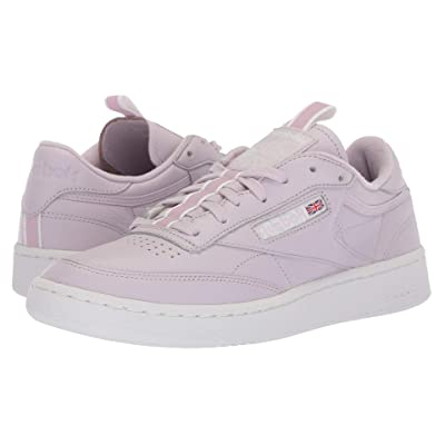 Reebok Club C 85 RT (Quartz/White/Purple Fog) Men