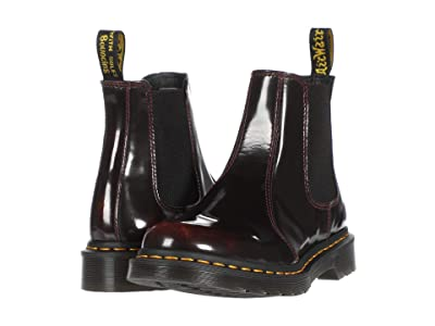 Dr. Martens 2976 Chelsea (Cherry Red) Women