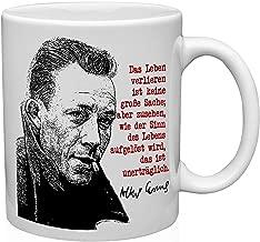 Albert Camus Zitate 11oz Ceramic Coffee Mug