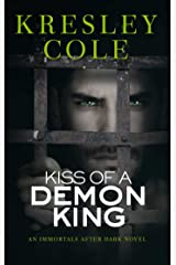 Kiss of a Demon King (Immortals After Dark Book 7) Kindle Edition