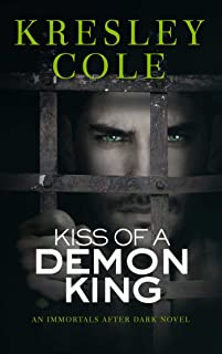 Kiss of a Demon King (Immortals After Dark Book 7)