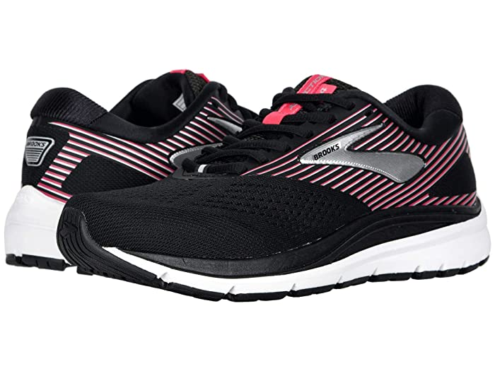 Brooks  Addiction 14 (Blackened Pearl/Silver) Womens Running Shoes