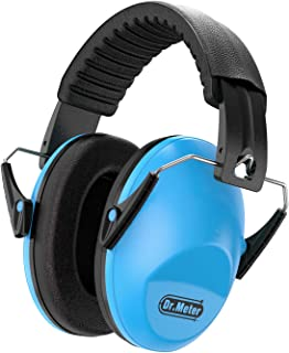 Dr.meter Kids Ear Protection, Noise Blocking Children Ear Muffs with Adjustable Head..
