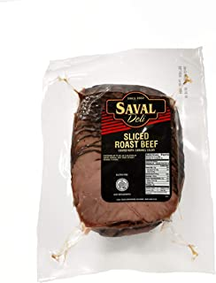 Saval Deli Sliced Roast Beef - 2 lb.