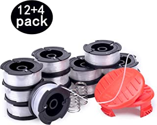 PUTING 12 PCS Line String Trimmer Spool Replacement 30ft 0.065
