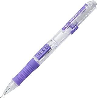 Pentel QUICK CLICK Mechanical Pencil (0.5mm), Violet Barrel, Box of 12 Pencils (PD215V)