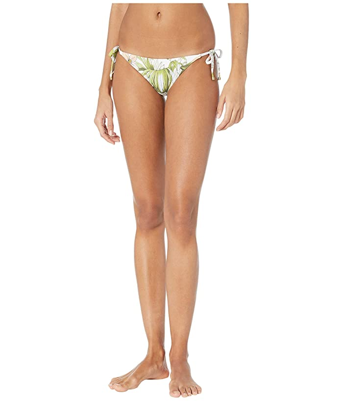 Vitamin A Swimwear Elle Tie Side Bottom (Palma EcoRib) Women