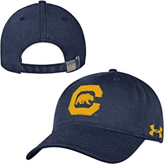 Under Armour UC Berkeley Cal Embroidered C Block Retro Hat - Navy