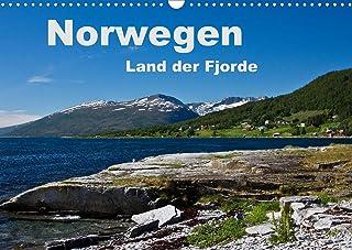 Norwegen - Land der Fjorde (Wandkalender 2022 DIN A3 quer): Eine fotografische Reise in das Land der hohen Berge und tiefe...