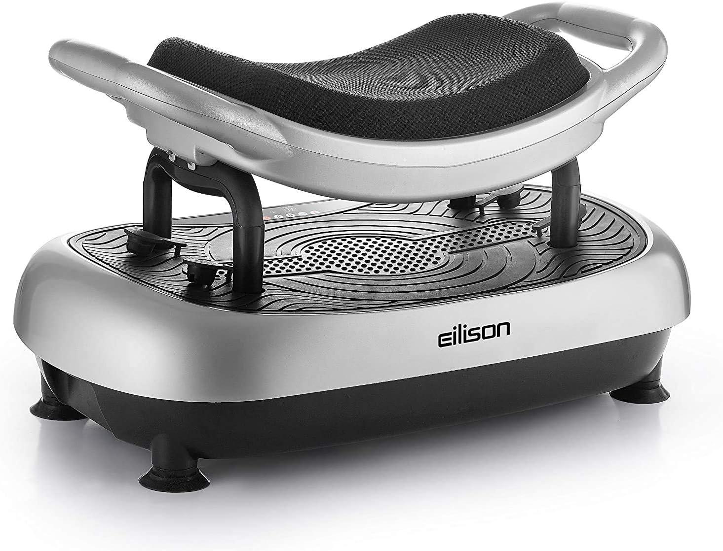 EILISON FITABS Vibration Genuine Plate Exercise Plat trust Machine -