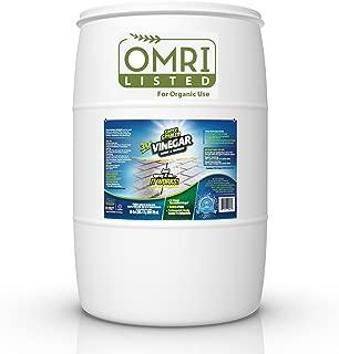 Best bulk white vinegar 55 gallon Reviews