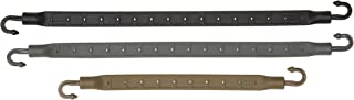Tac Shield 03071B Gear Retention Strap, Black, 8-Inch