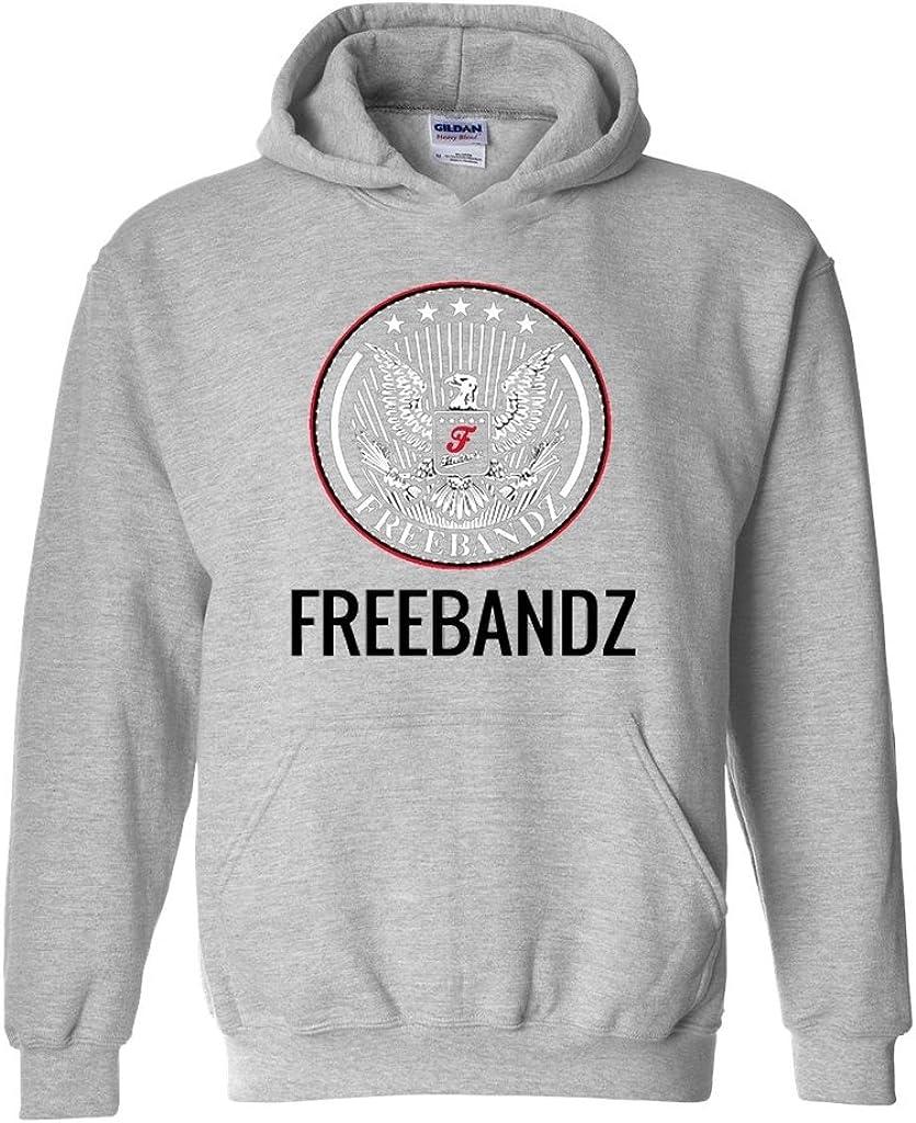 ARTIX Freebandz Music Series Unisex Hoodie Sweatshirt