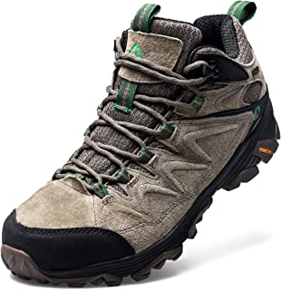 Hiking Boots for Men Breathable Climbing Trekking Shoes Outdoor Sports High-Top Traveling Sneakers