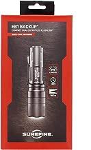 Surefire EB1C-B-BK Backup Dual-Output LED Flashlight