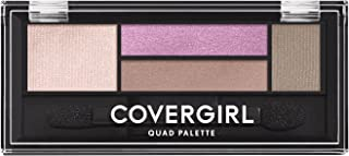 COVERGIRL Eye Shadow Quads Blooming Blushes 720, .06 oz (packaging may vary)