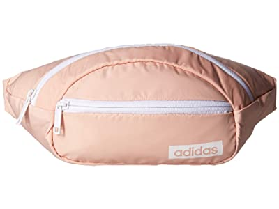 adidas Core Waist Pack (Glow Pink/White/Black) Backpack Bags