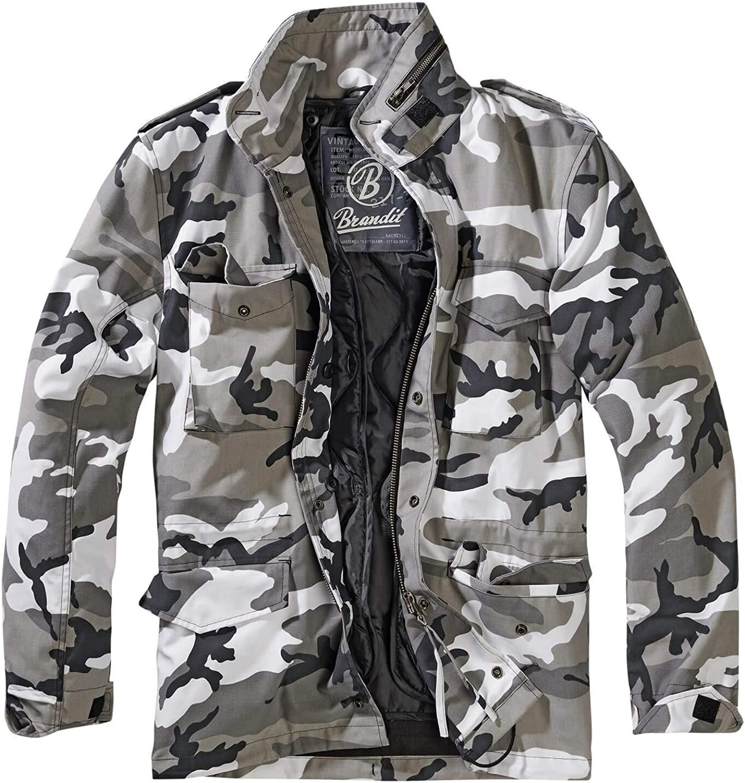 Max 86% OFF Brandit unisex 3108 Men's M-65 Classic - Jacket Size Urban XL